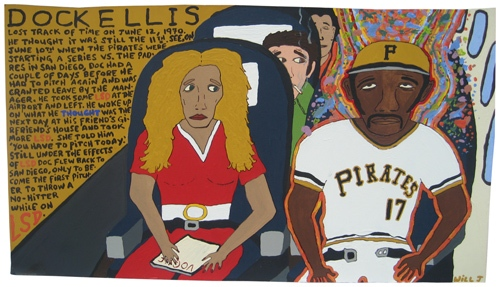 Dock Ellis (SOLD)