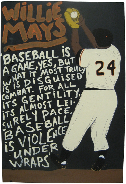 Willie Mays (SOLD)